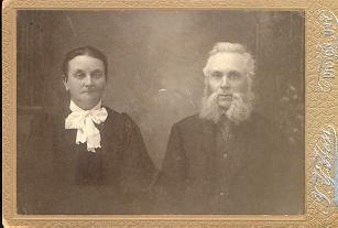 Anna and David Leveridge