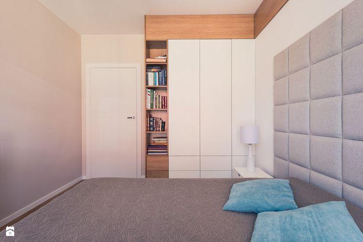 Sypialnia styl Minimalistyczny - zdjęcie od The Origin - Interior Design - Sypialnia - Styl Minimalistyczny - The Origin - Interior Design
