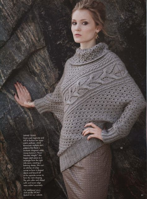Vogue Knitting Fall 2013 - Monika Romanoff - Picasa Web Albums