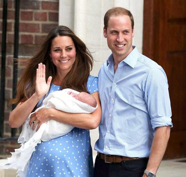 Kate Middleton is zaterdag bevallen van haar prinsesje!