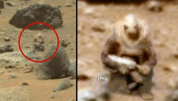 ICYMI: Armed Alien Soldier Caught Stalking the Curiosity Rover – Is NASA in Danger?