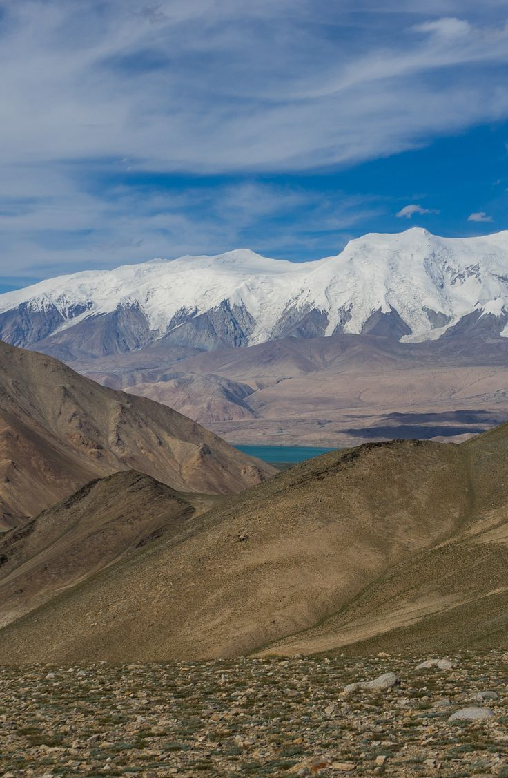 Hiking along the Karakoram Highway in Western China. Some of the best hiking in China. Don't miss this off your list of places to visit in China.