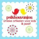 PSikhouvanjou biedt een breed assortiment unieke artikelen, voor kinderen én jezelf, waar je op slag verliefd op wordt.