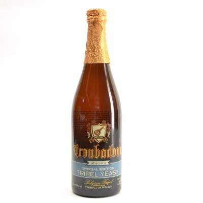 Troubadour Magma Tripel Yeast #ipa #belgianbeer #troubadour