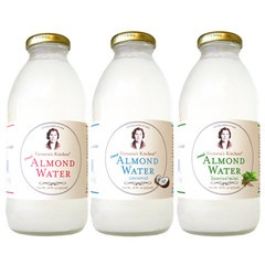 Victorias Kitchen Almond Water Variety Pack 3 Flavors