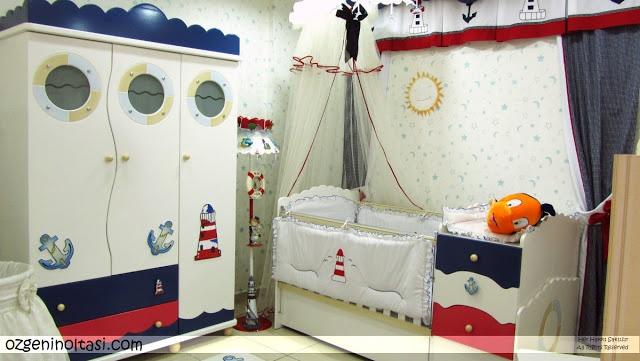 Baby Rooms, Nursery, Bebek Odaları, Bebek Mobilyaları