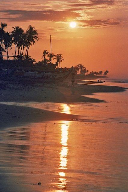 #Liberia, west cost Africa ~ beautiful sky