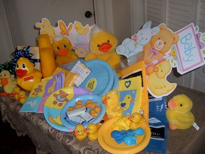 Rubber Ducky Baby Shower Ideas Rubber Duck Baby Shower On Frugal