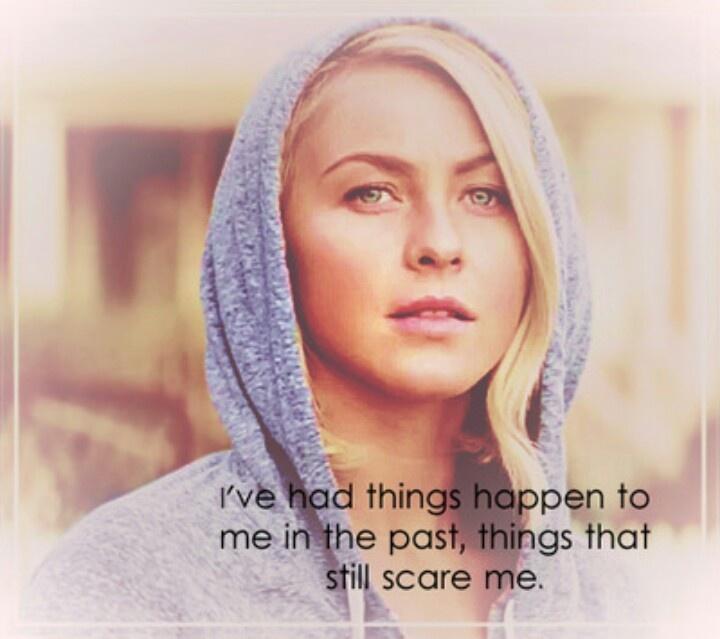 Safe Haven Movie quote (: