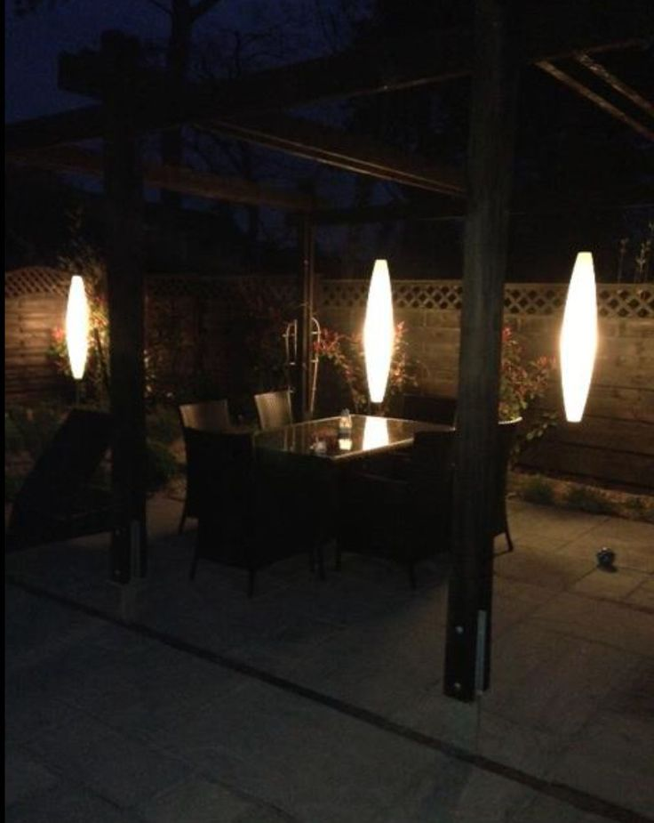 Contemporary outdoor lighting available at Juxta Interiors Hessle East riding of Yorkshire