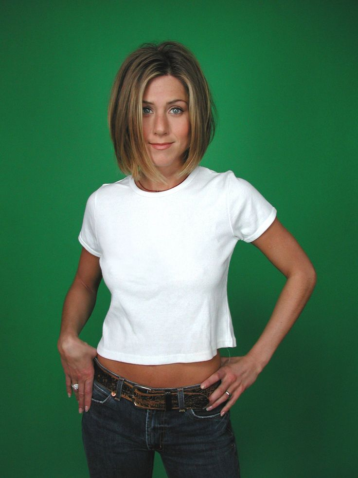 Jennifer Aniston medium length bob hairstyles