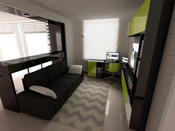 Arquitectura y diseño interior.