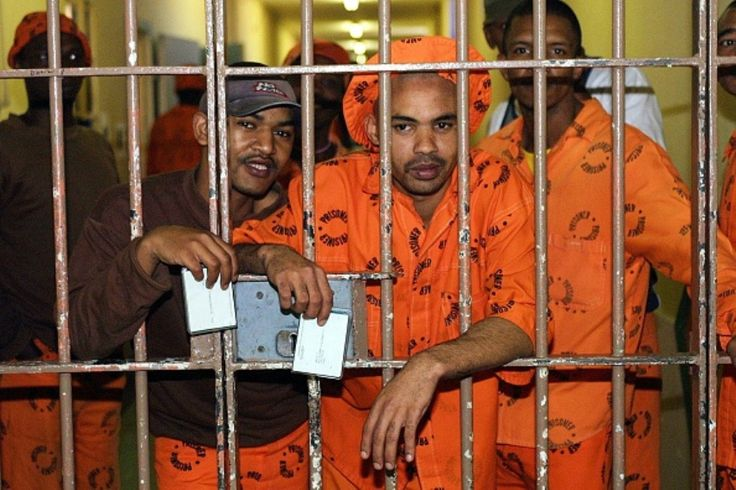 Watch South Africa Prisons Are Overcrowded And Particularly violent