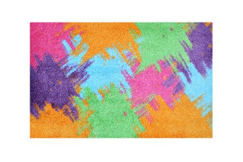 bunter Teppich, bunte Fußmatte  Teppiche & Feng Shui  Pinterest ...