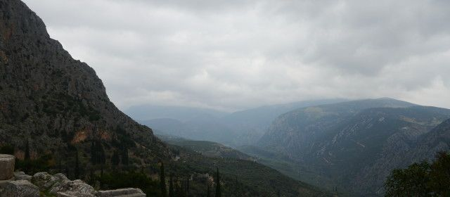 1 Woche Athen Teil 2 – Delphi