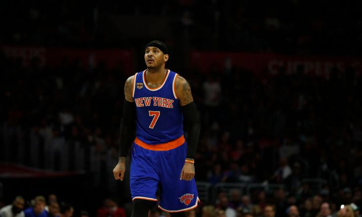 """What happens if Knicks keep Carmelo Anthony? = When the New York Knicks and Houston Rockets were """"at the 2 yard line"""" on a Carmelo Anthony trade in mid-July, it apparently represented the beginning of a drive and not a scoring opportunity. Nearly 50 days later, despite....."""