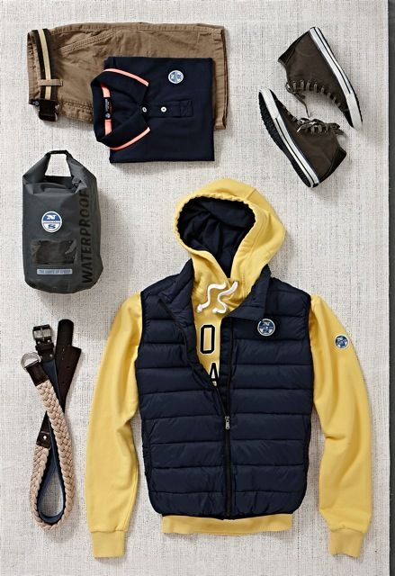 #NorthSails #Lookbook #collection #spring #summer #2014 #gilet #shoes #polo #bermuda #shorts #belt #sweatshirt #hooded #bag #waterproof #gilet #scarpe #borsa #sacche #zaino #cintura #Cesare #Medri #collezione #primavera #estate