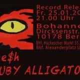 Gesh is cooking ---- ruby alligator