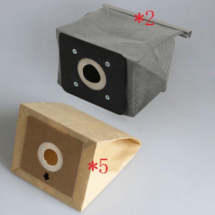 $8.54 (Buy here: https://alitems.com/g/1e8d114494ebda23ff8b16525dc3e8/?i=5&ulp=https%3A%2F%2Fwww.aliexpress.com%2Fitem%2F7-pcs-lot-Practical-Vacuum-Cleaner-5-Dust-Paper-Bags-2-Non-Woven-Bags-Hepa-Bag%2F32790754085.html ) 7 pcs/lot Practical Vacuum Cleaner 5 Dust Paper Bags & 2 Non Woven Bags Hepa Bag For Electrolux &Philips 11x10cm Diameter 50mm for just $8.54