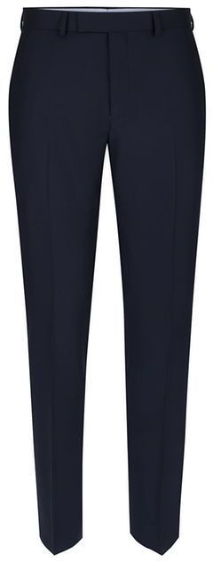 Topman CHARLIE CASELY-HAYFORD X Navy Skinny Work Suit Pants