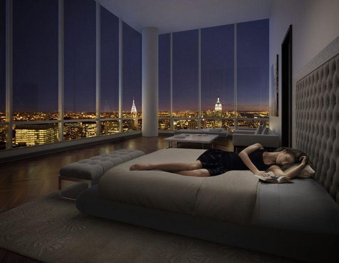 One 57 New York Penthouse