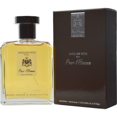 Jacques Fath Pour L'homme By Jacques Fath Edt Spray 4.2 Oz