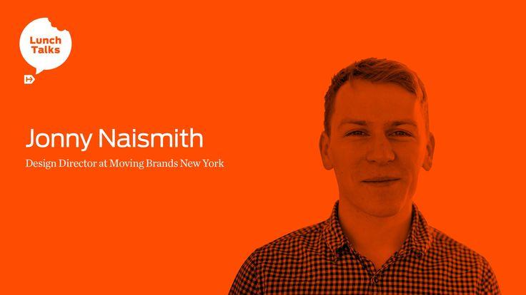 Lunch Talk - Jonny Naismith