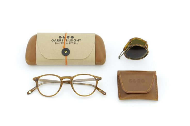 ☞ 【GLCO 】 HAMPTON 44size with Clip-on col-DB | optician | ponmegane