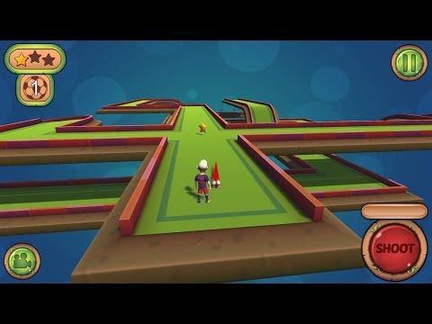 Soccer Golf android game first look gameplay español