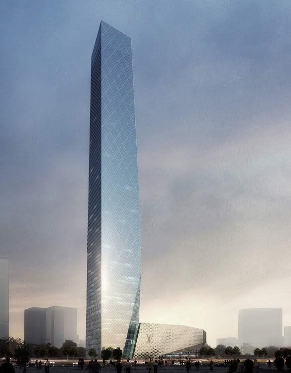 ZHENJIANG   Suning Plaza   330m   1083ft   77 fl   219m   719ft   62 fl   U/C - SkyscraperCity