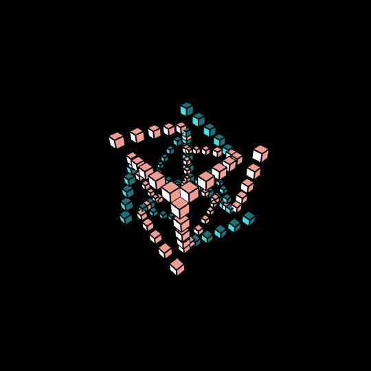Geometric Animations / 171111 gif processing creative coding everyday geometry animation http://ift.tt/2Ayr146