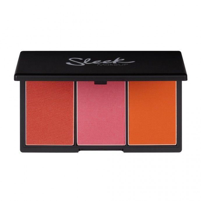Sleek Blush By 3 Pumpkin - Makeup Shop