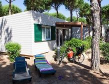 Mediterranean Bungalow  Accommodation for max 4 persons