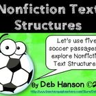 This powerpoint is ideal if you want to introduce the 5 nonfiction text structures to your students.  Plus, all of the example paragraphs are relat...