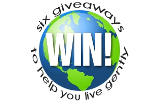 6 Green Giveaways for Earth Day 2013