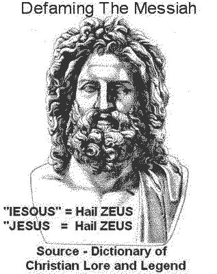 jesus is not his name it's Yahshua Wake Up and study and Research.