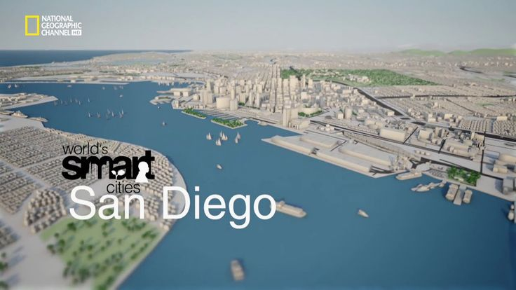 National Geographic Channel's Worlds Smart Cities: San Diego