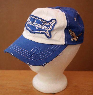 bdc7e756b76c6e 100% Cotton LOS ANGELES LA USA Distressed Hipster TRUCKER HAT Baseball Cap  | Vintage Trucker Hats | Vintage trucker hats, Baseball hats, Baseball Cap