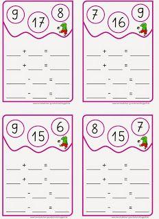 Lernstübchen: Aufgabenfamilien im ZR 20