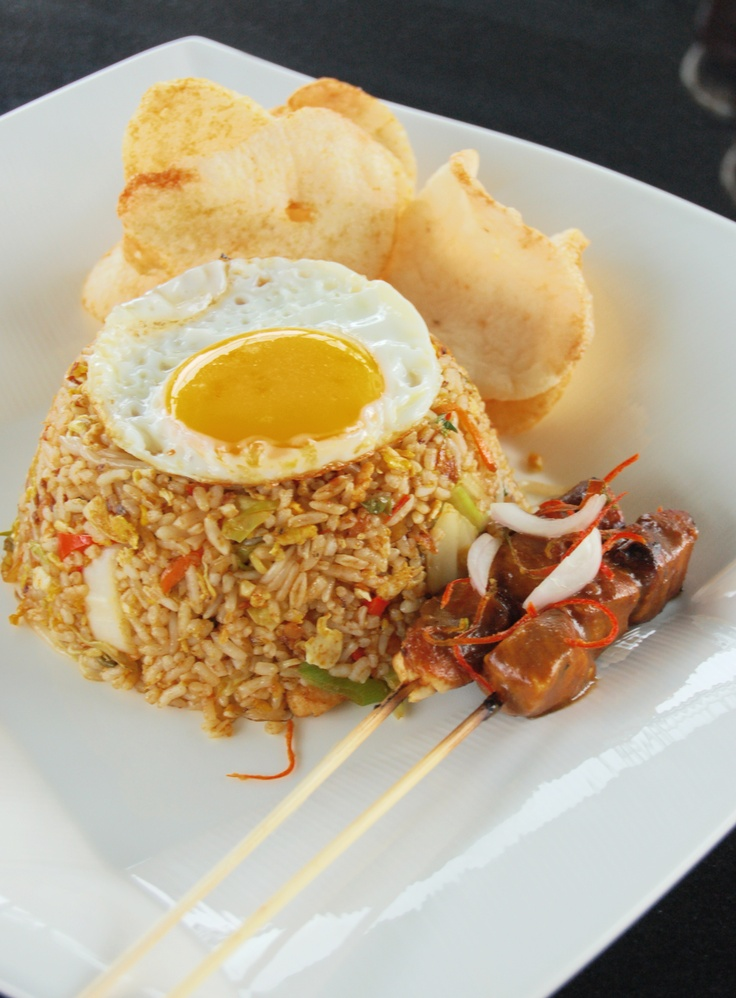 The humble yet soul satisfying Indonesian Fried Rice at The Shore