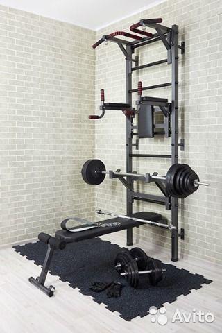 √ 30+ beste Fitness-Ideen für zu Hause und Fitnessräume für Ihren Trainingsraum
