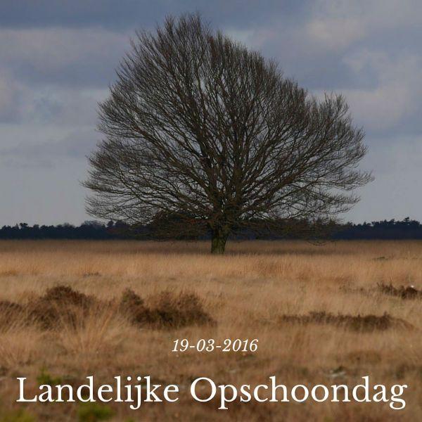 laten we Nederland mooi en schoon houden.
