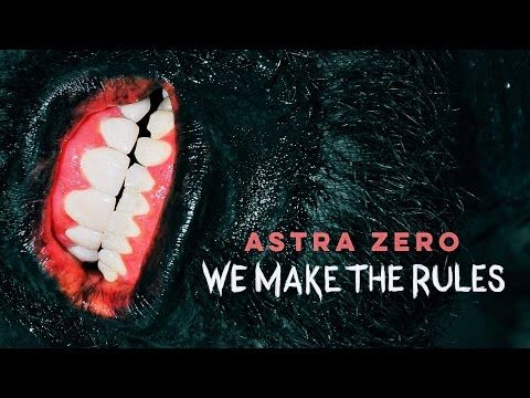 We Make the Rules - Astra Zero ( Official Music Video ) - YouTube   Industrial Music, goth, horror, creepy, weird, Halloween music, gay goth, witch, spooky, astrazero, dark fashion, gay Artist, art video, kmfdm, Marilyn Manson, Brooke Candy, Steven Klein, YouTube, 2016, new, vampire, occult