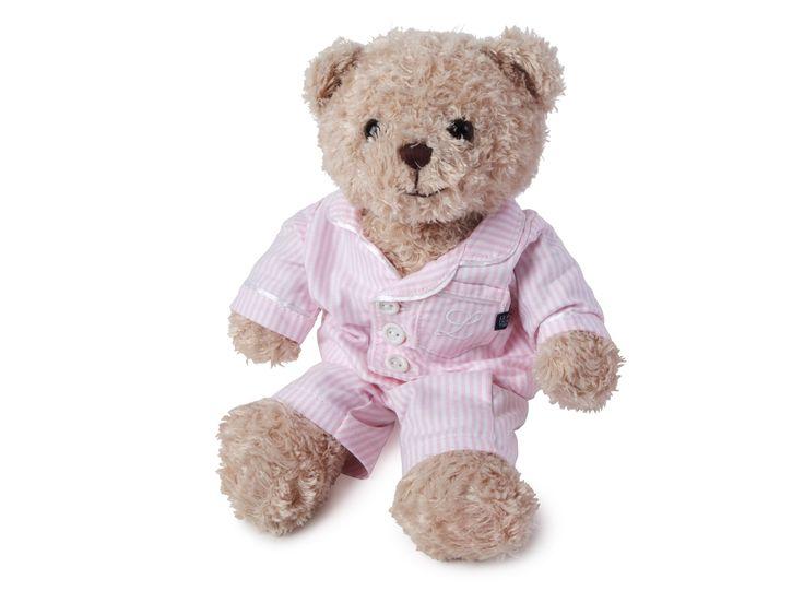 Lexington Teddy Bear, rosa - Bonti
