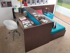 Кровать / письменный стол 9006 | Кровать - dearkids