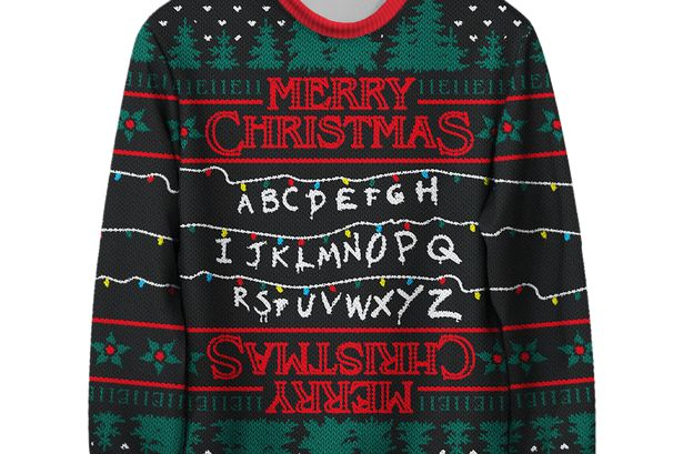 From Stranger Things to Star Wars, find your fave festive Christmas jumper with our nerdy knits round-up