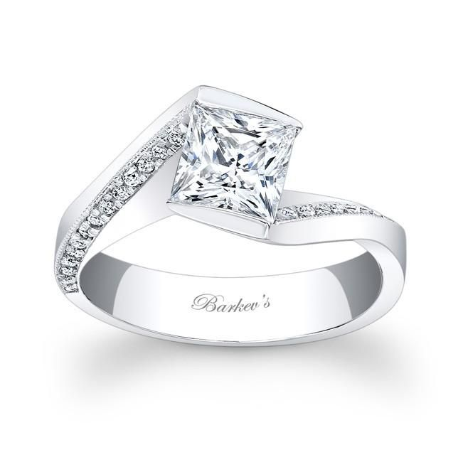 Cheap Princess Cut Engagement Rings Under 500 27