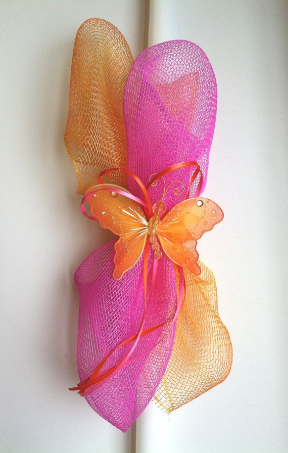 Butterfly Easter Candle / Lambatha by MyLittleDetailsShop on Etsy, $20.00