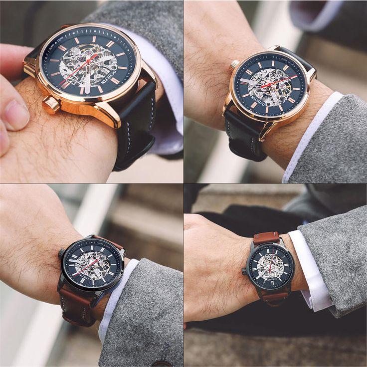 OCHSTIN 62001 Luminous Display Automatic Mechanical Watch at Banggood