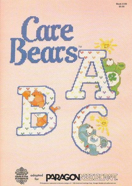 Care Bears ABC 1 - Just downloaded all of these :).